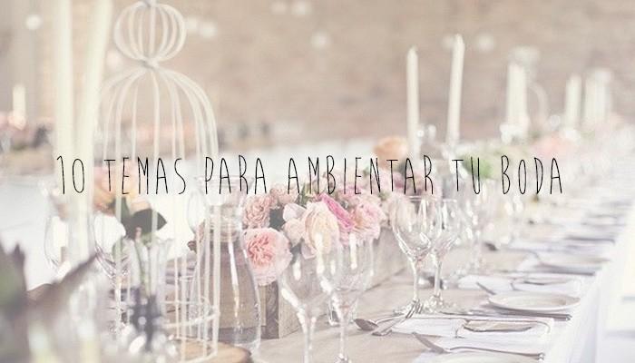 Tema Matrimonio De Amor : Temáticas para ambientar tu boda navas joyeros