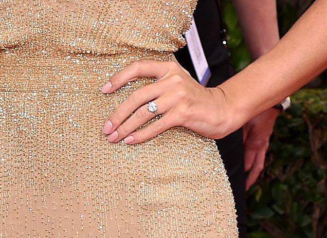 Mandatory Credit: Photo by David Fisher/REX/Shutterstock (5528305jv) Rosie Huntington-Whiteley 73rd Annual Golden Globe Awards, Arrivals, Los Angeles, America - 10 Jan 2016