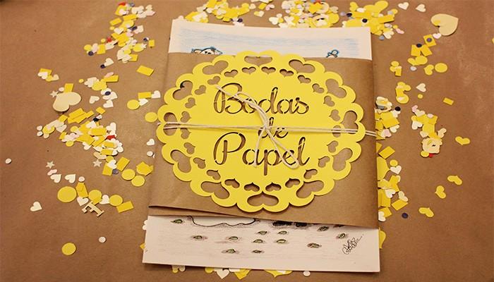 ¡Celebra las bodas de papel por todo lo alto!