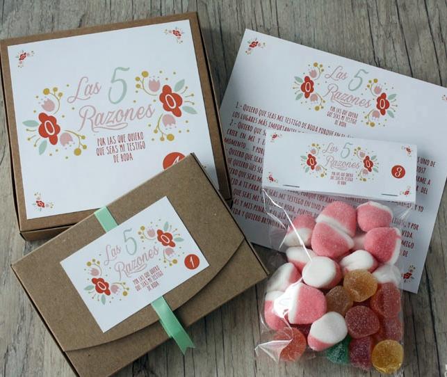 Regalos para los testigos de la boda blog navas joyeros boda for Cosas para regalar en una boda