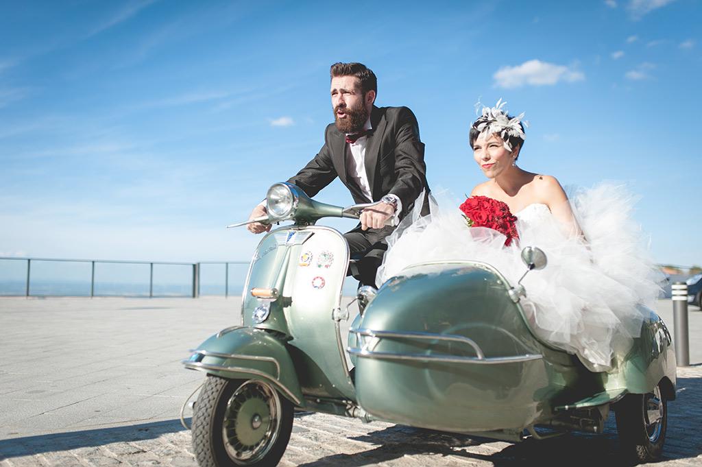 boda sidecar