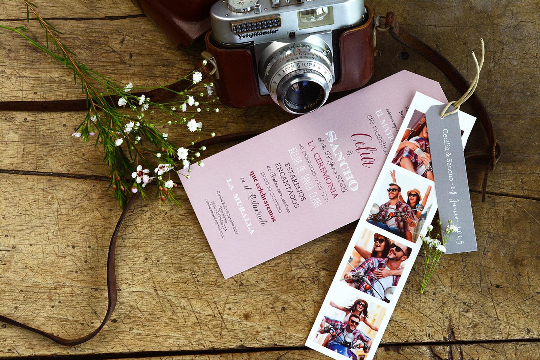 you & me invitaciones boda