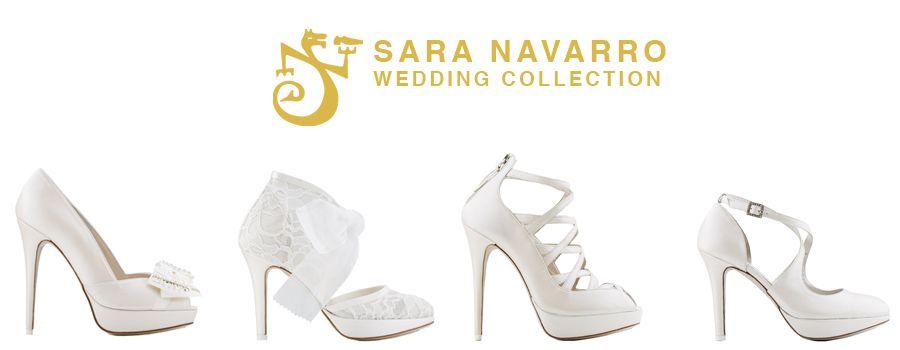a15ba7399c01 Los zapatos de novia de Sara Navarro - Blog Navas Joyeros Boda