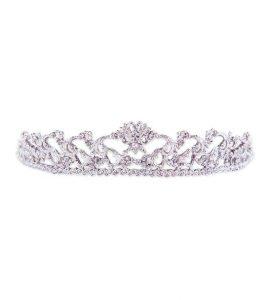 LIRIA, Tiara de diamantes