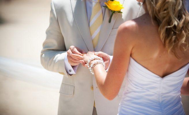 Alianza de boda Navas Joyeros Boda