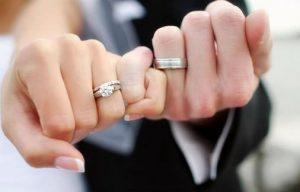 alianza de boda a medida
