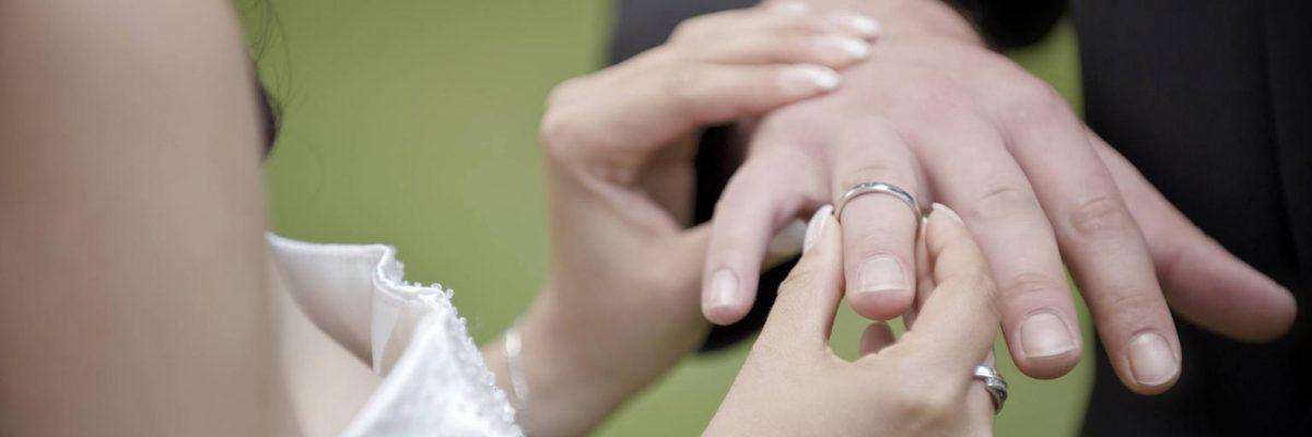 alianzas de boda para él