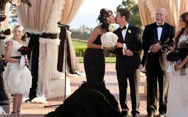 el negro en las bodas